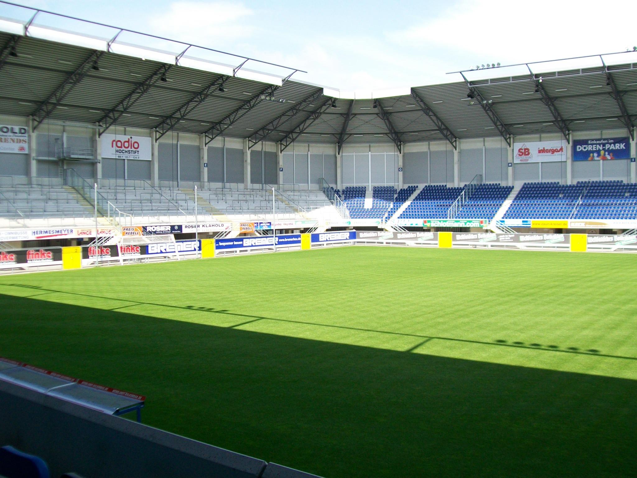 sc paderborn stadion
